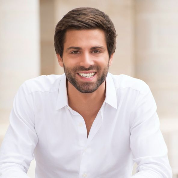 Photo of Alexandre Perrin, General Partner at Luminous Ventures