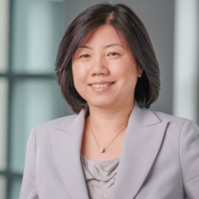 Photo of Janey Hoe, Cisco Investments