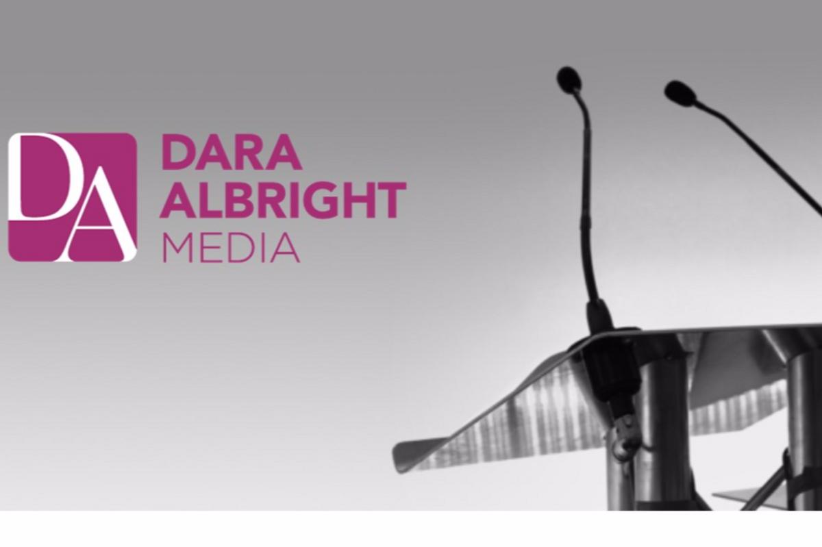 Photo of Dara Albright, Managing Partner at Dara Albright Media